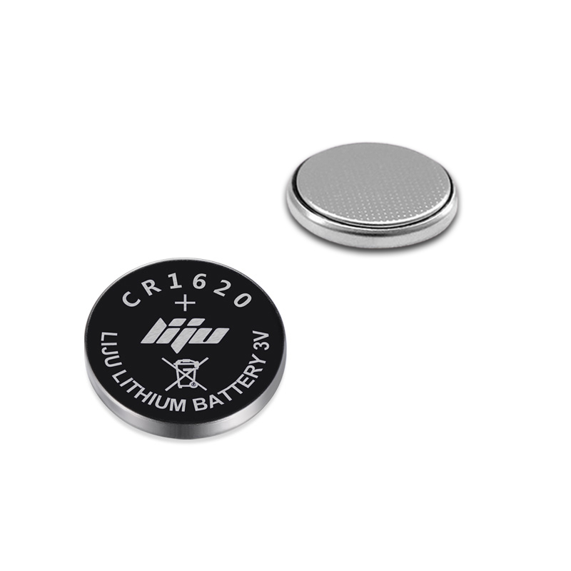 3.7V锂锰扣式电池LIR1620