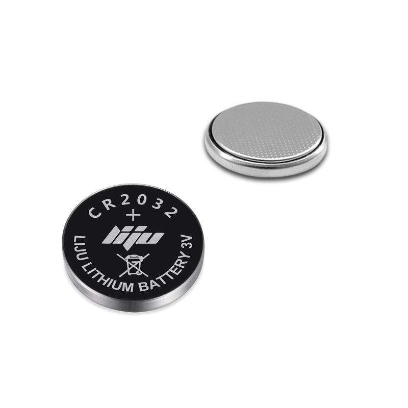 3.7V锂锰扣式电池LIR2032