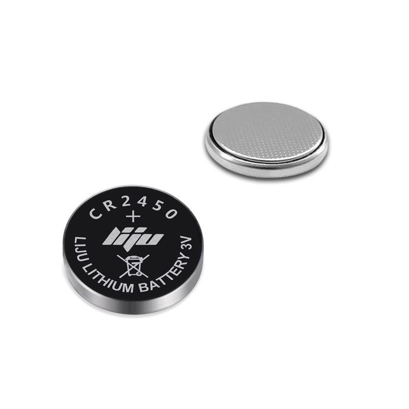 3.7V锂锰扣式电池LIR2450