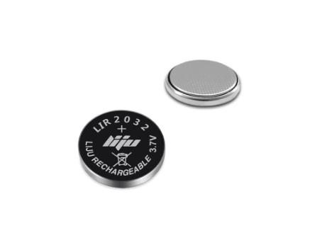 纽扣电池型号CR2032和CR2025之间的区别是什么?